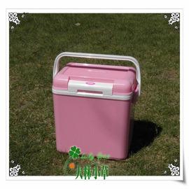大林小草~日本鹿牌 CAPTAIN STAG M-8128 鹿王日本原裝保冷冰箱冰桶8公升((粉紅色) M8128