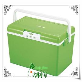 大林小草~日本鹿牌 CAPTAIN STAG M-8149 鹿王日本原裝保冷冰箱冰桶25公升(綠色) M8149