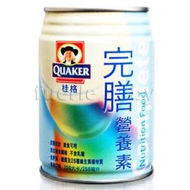 桂格完膳營養素(香草口味)250ml(24罐裝)