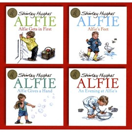 My Alfie Collection: Four Classic Storybooks
