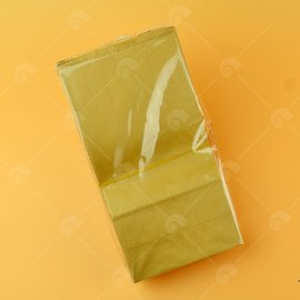 【艾佳】4號平口牛皮紙袋(約50入/包)