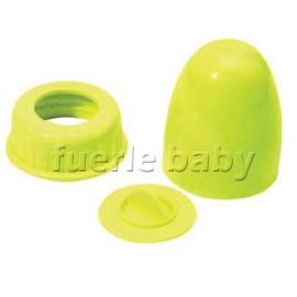 黃色小鴨標準奶瓶螺牙蓋-子彈