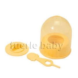 黃色小鴨標準奶瓶螺牙蓋-圓型
