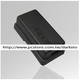 一對一 電話接線盒/電話線專用轉接盒 (純銅片) 黑