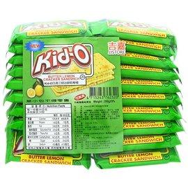 【吉嘉食品】日清 純巧克力三明治/奶油檸檬三明治餅乾/奶素.1包350公克110元