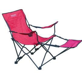 DJ~6702 可調式休閒翹腳椅^(附袋^) 沙灘椅.收納椅~戶外椅子.摺疊椅.躺椅~蓁蓁