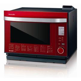 ★牌面品★『SHARP』 ☆ 夏寶 31公升 過熱水蒸氣水波爐 AX-GX2T-R (紅色) **免運費**