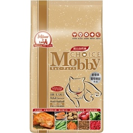 ~Ego Pet~莫比Mobby~高齡貓化毛~ 配方3kg ~ 莫比寵物自然食