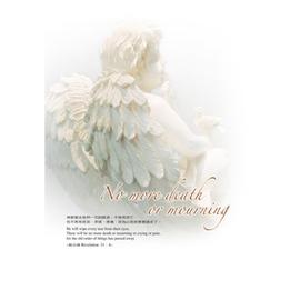 追思程序單:純潔天使^(40張^)^(二版^)