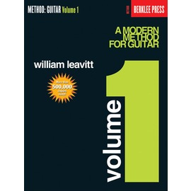 ~Berklee系列~A Modern Method for Guitar ~ Volum