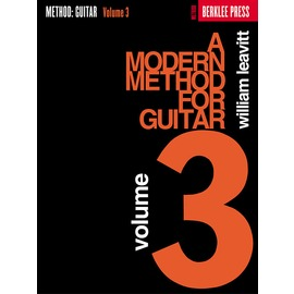 ~Berklee系列~A Modern Method for Guitar ~ Volum