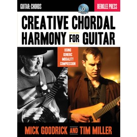~Berklee系列~Creative Chordal Harmony for Guita