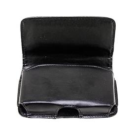 Samsung F488 橫式腰掛皮套