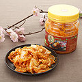 ~炎記㊣~韓式泡菜 ◆600g ^(罐裝^)_小辣◆  ^~純素食^~