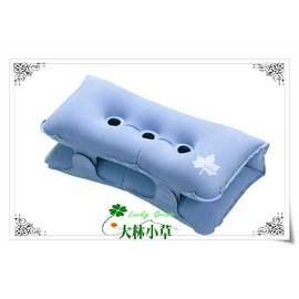 大林小草~【73860011】LOGOS 睡坐兩用枕36x35x5.5cm