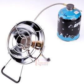探險家戶外用品㊣KH-0710 韓國KOVEA戶外瓦斯暖氣器具/戶外暖爐/高山瓦斯(附收納盒)