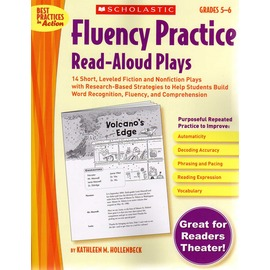 ~讀者劇場教師用書~Fluency Practice Read~aloud Plays: