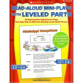 ~讀者劇場教師用書~Read~Aloud Mini~Plays With Leveled