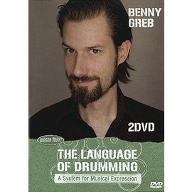 ~Hudson Music 系列~Benny Greb ~ The Language of