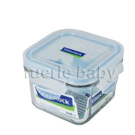 韓製RP545強化玻璃保鮮盒210cc