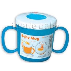 Baby Mug雙耳杯(藍)