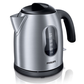 【飛利浦】《PHILIPS》1.25L◆無線不鏽鋼電動煮水壼《HD4622 / HD-4622》