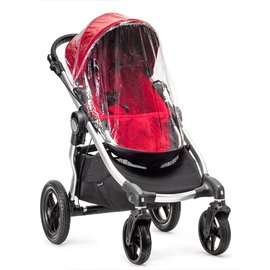 【紫貝殼】『GD17』Baby Jogger City Select 手推車 專用雨罩(一個位置一組)