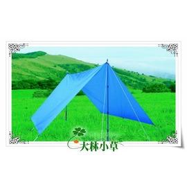 大林小草~DJ-855多用途防水布 ,當簡易炊事帳、遮陽、可使用為擋風牆