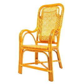 福寶教師藤椅 ^(雙護腰型老人藤椅^)
