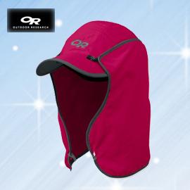 丹大戶外用品 美國 ~Outdoor Research~桃色~抗紫外線透氣跑步帽 遮陽帽