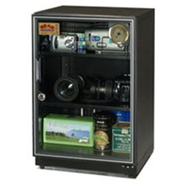 ~防潮箱~ ED~80 電子防潮箱 全自動 81公升 2隔板 高低可調 指針顯示型 ISO