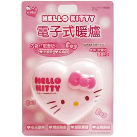 換季清庫存【HELLO KITTY】電子式暖爐《KT-Q01 / KTQ01》
