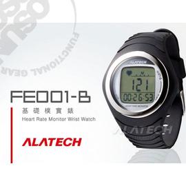 【ALATECH】多功能健身腕錶.車錶.手錶.運動錶.跑步路跑.三鐵健身.自行車/黑 FE001-B(缺貨中)