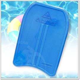 【歐都納 ATUNAS】台灣製 繽紛彩色助泳板,浮板.浮潛,游泳訓練.水上活動用.共4色/藍 4213