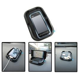 超實用 車用3D立體多功能防滑墊 ◇/導航架 手機防滑墊/iPhone放置架