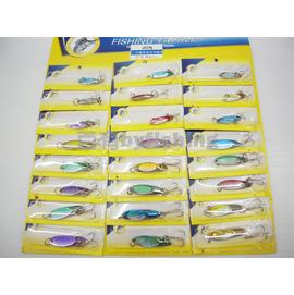 ◎百有釣具◎L-06 雷射斜切路亞假餌 (價格為單隻售價)