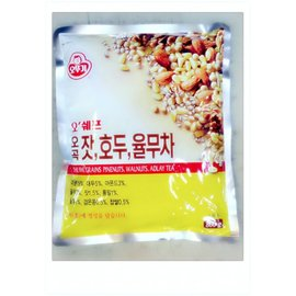 ~易購樂~韓國不倒翁養身松子茶 五穀茶800g ~量販包^~較不甜