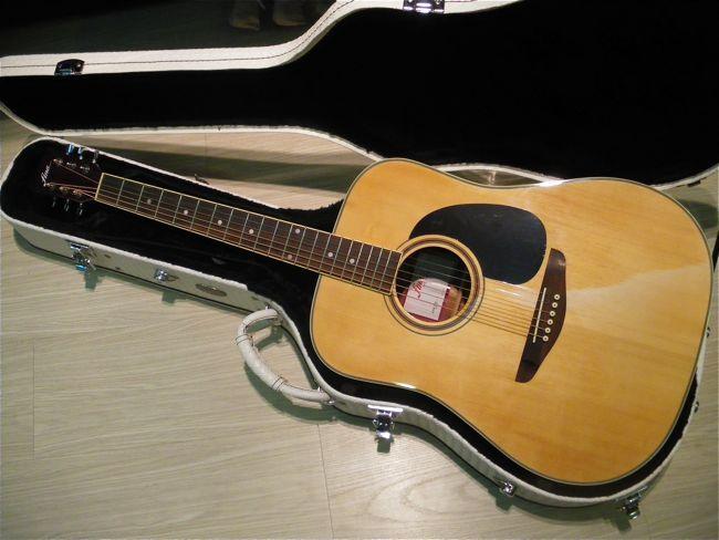 fd-802桃花心木全单板木吉他(
