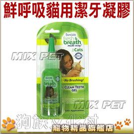 ~美國Fresh breath鮮呼吸.0149貓 潔牙凝膠2oz 貓用  ~左側全店折價卷