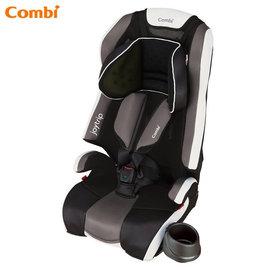 【本月贈吸管葫蘆訓練杯300ml】日本【Combi 康貝】Joytrip MC EG 成長型汽車安全座椅