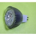 ~富雅~LED MR16S4WA崁射燈泡 燈頭12V插針尾 亮度可取代傳統崁射燈泡 超省電