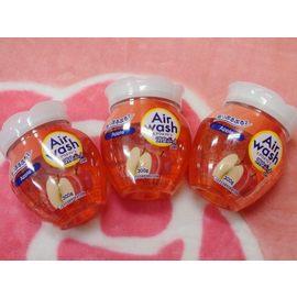 愛詩婷 雞仔牌 果凍芳香劑 蘋果香 室內除臭劑 味道超自然 持久不刺鼻 芳香劑 芳香瓶