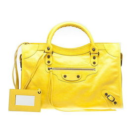~ 幸福工作室~BALENCIAGA 巴黎世家City bag機車包 收納袋 包包收納袋