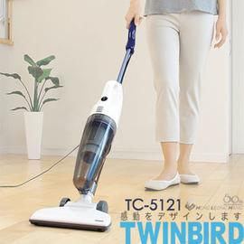 【日本TWINBIRD】吸塵器《TC-5121TW / TC5121TW》