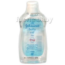 Johnson's嬰兒油50ml-清爽