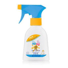 施巴5.5嬰兒防曬保濕乳SPF50 -200ml