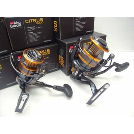 ◎百有釣具◎瑞典ABU CITRUS 紡車式捲線器 4000型/5000型~送母線