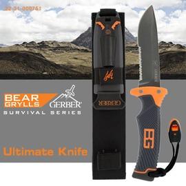 Gerber Ultimate Knife 終極直刀-半齒半刃直刀 31-000751