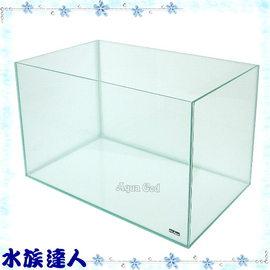 【水族達人】【水族箱魚缸】水族先生Mr.Aqua《高透明度玻璃魚缸.1.5尺(45*30*30cm)》