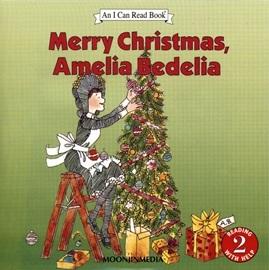 【老麥外文】〈小熊媽 書單〉MERRY CHRISTMAS AMELIA BEDELIA
